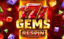 Игровой автомат 777 Gems Respin