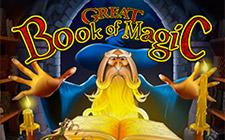 Игровой автомат Great Book of Magic