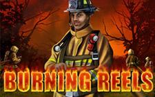 Игровой автомат Burning Reels
