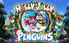 Игровой автомат Hollyjolly Penguins