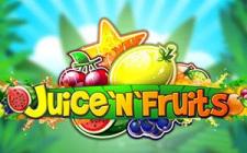 Игровой автомат Juice 'n' Fruits