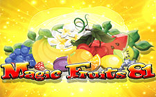 Игровой автомат Magic Fruits 81