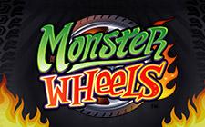 Игровой автомат Monster Wheels