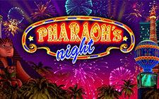 Игровой автомат Pharaoh`s Night