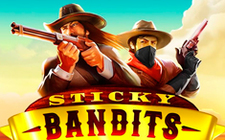 Игровой автомат Sticky Bandits