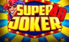 Игровой автомат Super Joker 40