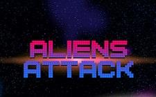 Игровой автомат Alien Attack