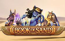 Игровой автомат Book of Sand