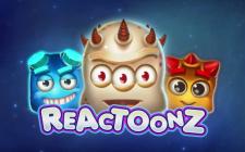Игровой автомат Reactoonz